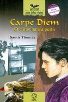 Livro - Carpe-diem, o crime bate à porta -