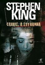 Livro - Carrie a estranha -