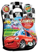 Livro - Carros - uma aventura em alta velocidade -