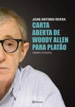 Livro - Carta aberta de Woody Allen para Platão -