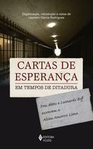 Livro - Cartas de esperança em tempos de ditadura -