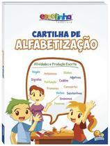 Livro - Cartilha de alfabetização -