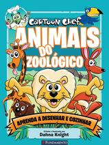 Livro - Cartoon Chef - Animais Do Zoológico -