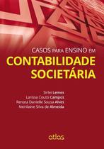 Livro - Casos para ensino em contabilidade societária -