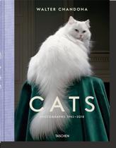 Livro - Cats - Photographs 1942-2018 -