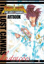 Livro - Cavaleiros do Zodíaco - The Lost Canvas Art Book -