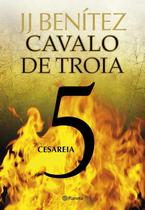 Livro - Cavalo de troia 5 - Cesareia 2º edição -