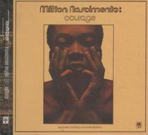 Livro + CD Milton Nascimento - Courage - Abril -