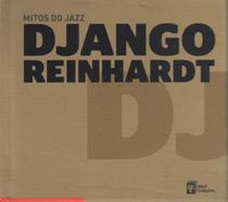 Livro + CD Mitos do Jazz - Django Reinhardt - Abril -