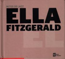 Livro + CD Mitos do Jazz - Ella Fitzgerald - Abril -