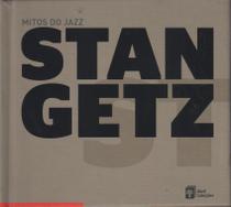 Livro + CD Mitos do Jazz - Stan Getz - Abril -