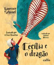 Livro - Cecília e o Dragão -