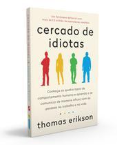 Livro - Cercado de Idiotas -