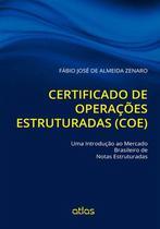 Livro - Certificado De Operações Estruturadas (Coe) -