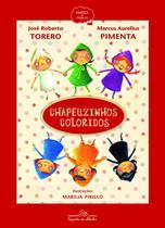 Livro - Chapeuzinhos coloridos -