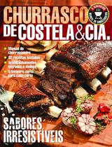 Livro - Churrasco de Frango, Peixes & Carnes exóticas -