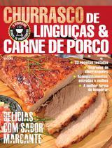 Livro - Churrasco de Linguiças & carne de porco -
