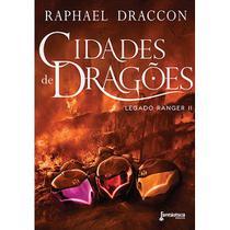 Livro - Cidades de dragões -