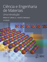 Livro - Ciência e Engenharia de Materiais - Uma Introdução -