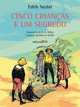 Livro - Cinco crianças e um segredo -