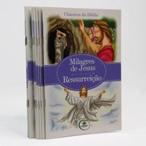 Livro - Clássicos da Bíblia - Kit com 10 unidades -