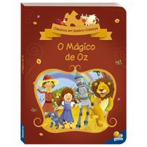 Livro - Clássicos em quebra-cabeças: O Mágico de Oz -