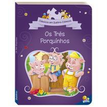 Livro - Clássicos em quebra-cabeças: Os Três Porquinhos -
