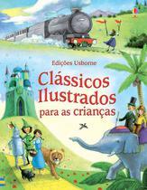 Livro - Clássicos ilustrados para as crianças -