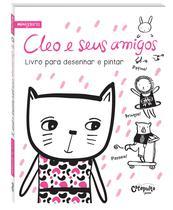 Livro - Cleo e seus amigos -