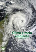 Livro - Clima e meio ambiente -