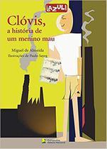 Livro - Clóvis - a história de um menino mau -