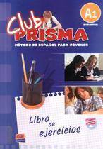 Livro - Club prisma A1 - Libro de ejercicios -