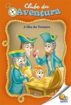 Livro - Clube da aventura: a ilha do tesouro -