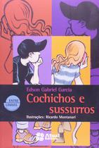 Livro - Cochichos e sussurros -