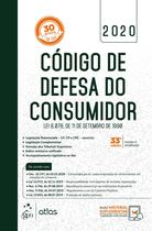 Livro - Código de Defesa do Consumidor - Lei 8.078, de 11 de Setembro de 1990 -