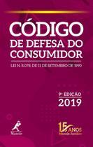 Livro - Código de defesa do consumidor -