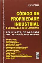 Livro - Código de propriedade industrial -
