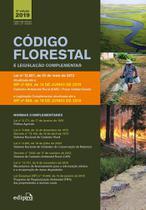 Livro - Código Florestal e Legislação Complementar -
