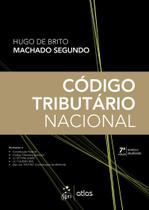Livro - Código Tributário Nacional -