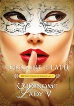 Livro - Codinome Lady V -