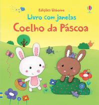 Livro - Coelho da Páscoa : Livro com janelas -