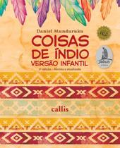 Livro - Coisas de Índio -