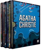 Livro - Coleção Agatha Christie - Box 5 -