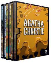 Livro - Coleção Agatha Christie - Box 6 -