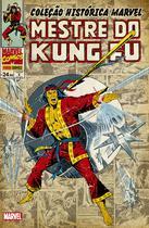 Livro - Coleção Histórica Marvel: Mestre Do Kung Fu Vol. 5 -