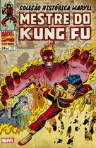 Livro - Coleção Histórica Marvel: Mestre Do Kung Fu Vol. 7 -