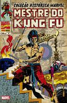 Livro - Coleção Histórica Marvel: Mestre Do Kung Fu Vol. 8 -