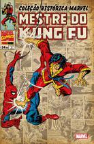 Livro - Coleção Histórica Marvel: Mestre Do Kung Fu - Volume 2 -