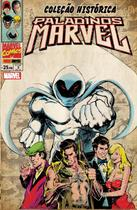 Livro - Coleção Histórica: Paladinos Marvel - Volume 3 -