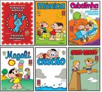 Livro - Coleção Histórica Turma da Monica 29 -